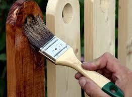 Защита и обработка древесины