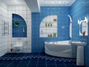 Гипсокартон для ванной